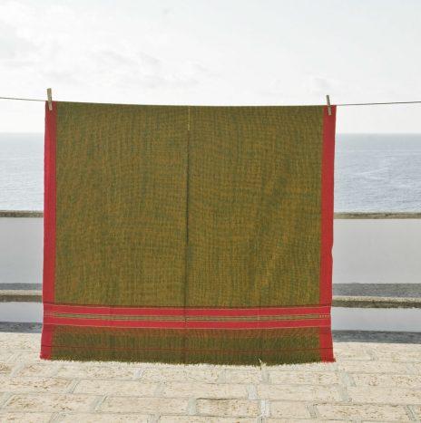 D2 Waziri shawl 1930s