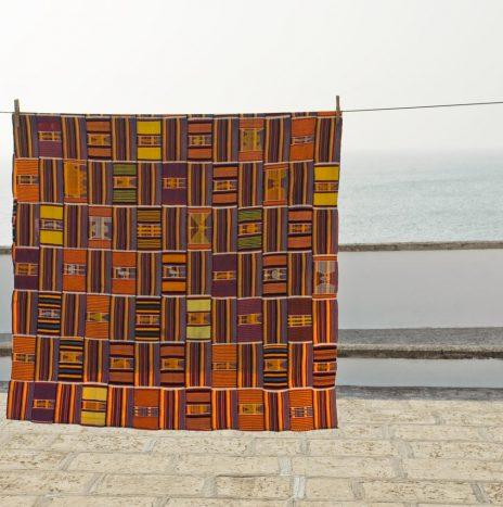 D34 ghana ewa cloth 1930s