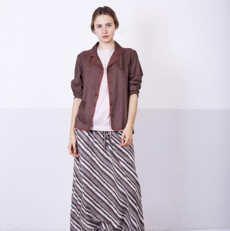 Silk PJ Jacket