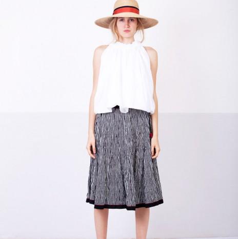 30 Panels Skirt