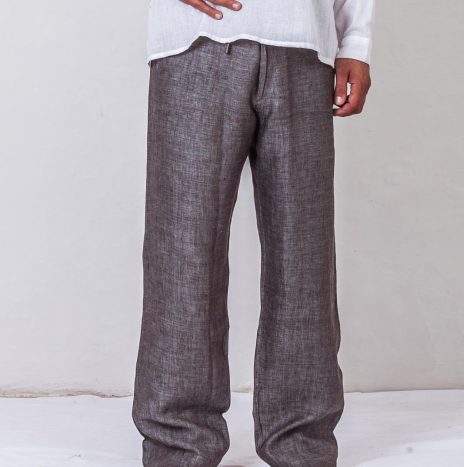 Man Linen Pants