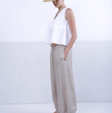 Shibuya Pants Linen