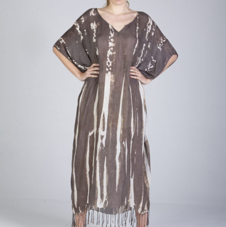 Fringes Kaftan