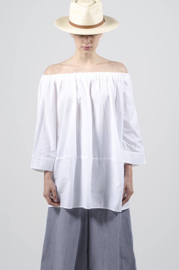 White Milena Top