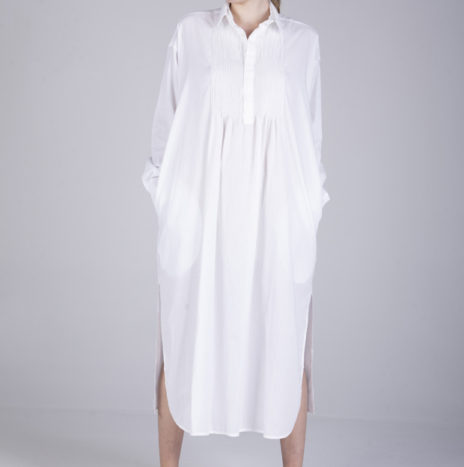 Polly Shirt Dress