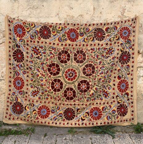Antique Large Afghani Suzani N. 2